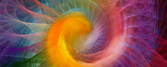Notre corps est fait de lumière et de couleurs